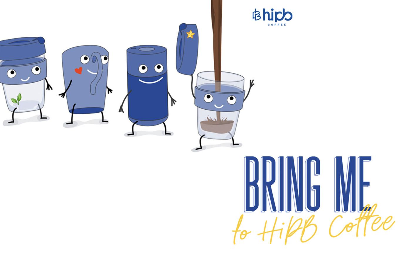 HiPB Coffee - Chung tay bảo vệ môi trường vì cộng đồng