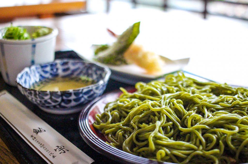 5 món ăn nổi tiếng từ matcha Nhật Bản