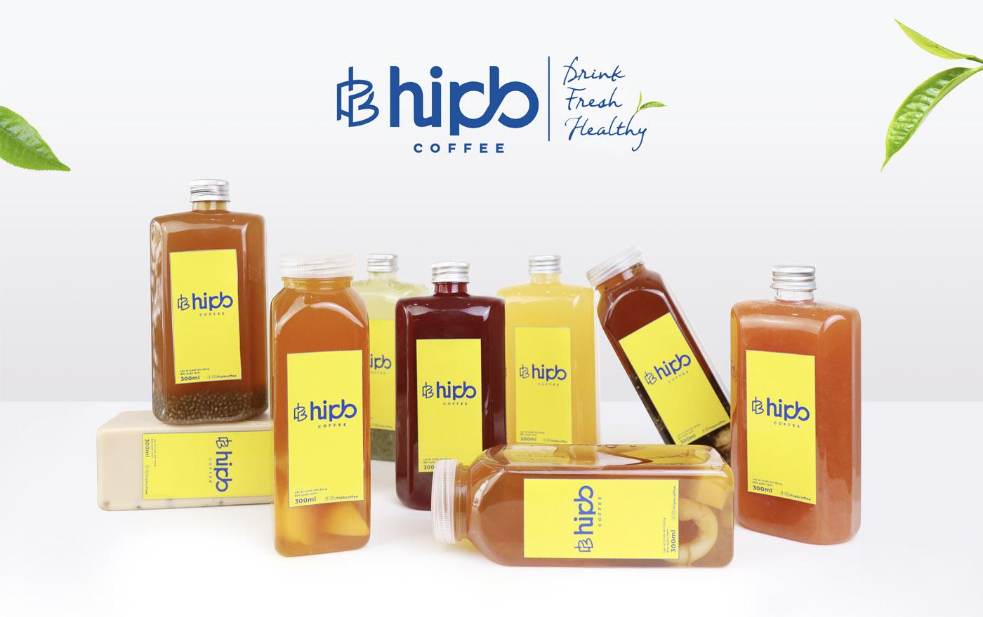 3 lý do để bạn nên thử thức uống đóng chai mới của HiPB